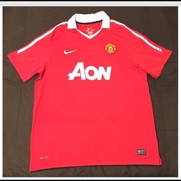 detailed look ebcbe c430b Nike AON Manchester United Concha Y Toro Jersey